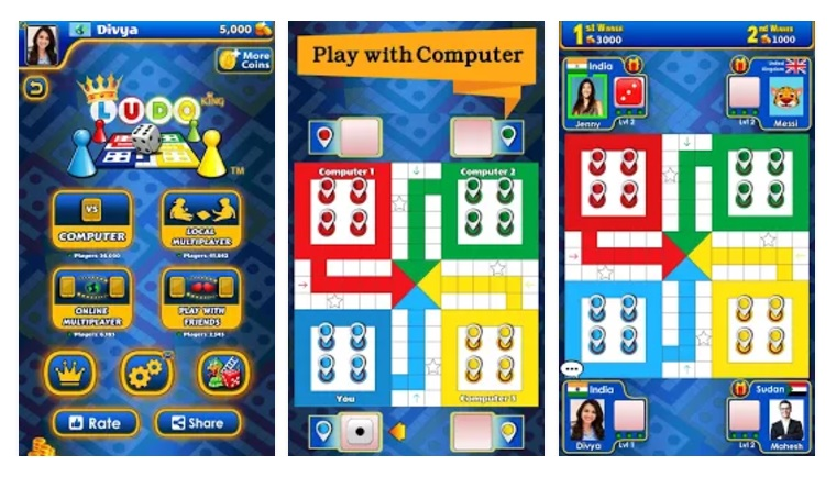 Ludo King – Free Mobile and Tablet Apps Information
