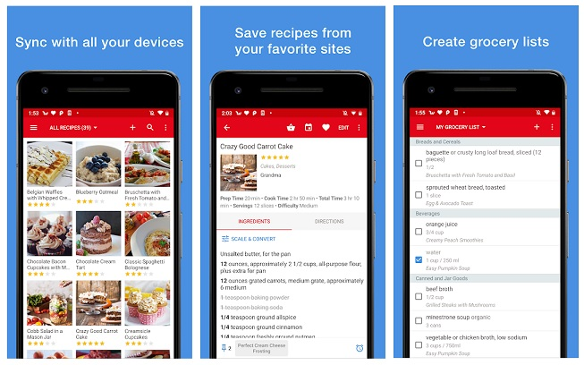 Paprika Recipe Manager 3 App – Mobile and Tablet Apps Online Directory – AppsDiary