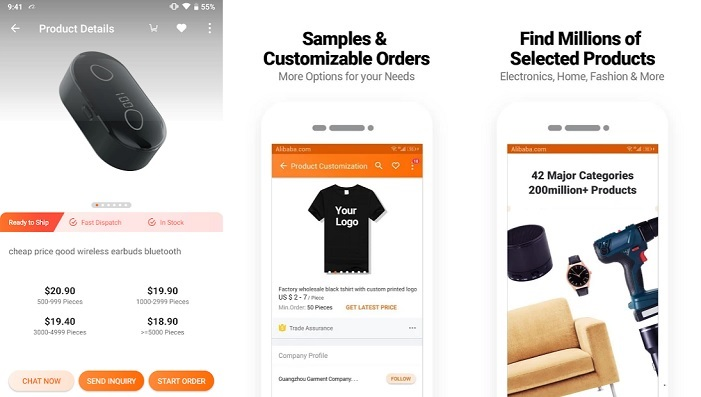 Alibaba Com Leading Online B2b Trade Marketplace App Mobile And Tablet Apps Online Directory Appsdiary When building the application for your business, we. appsdiary web knowledge free
