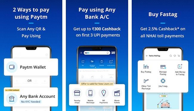 Vodafone postpaid bill payment offers paytm
